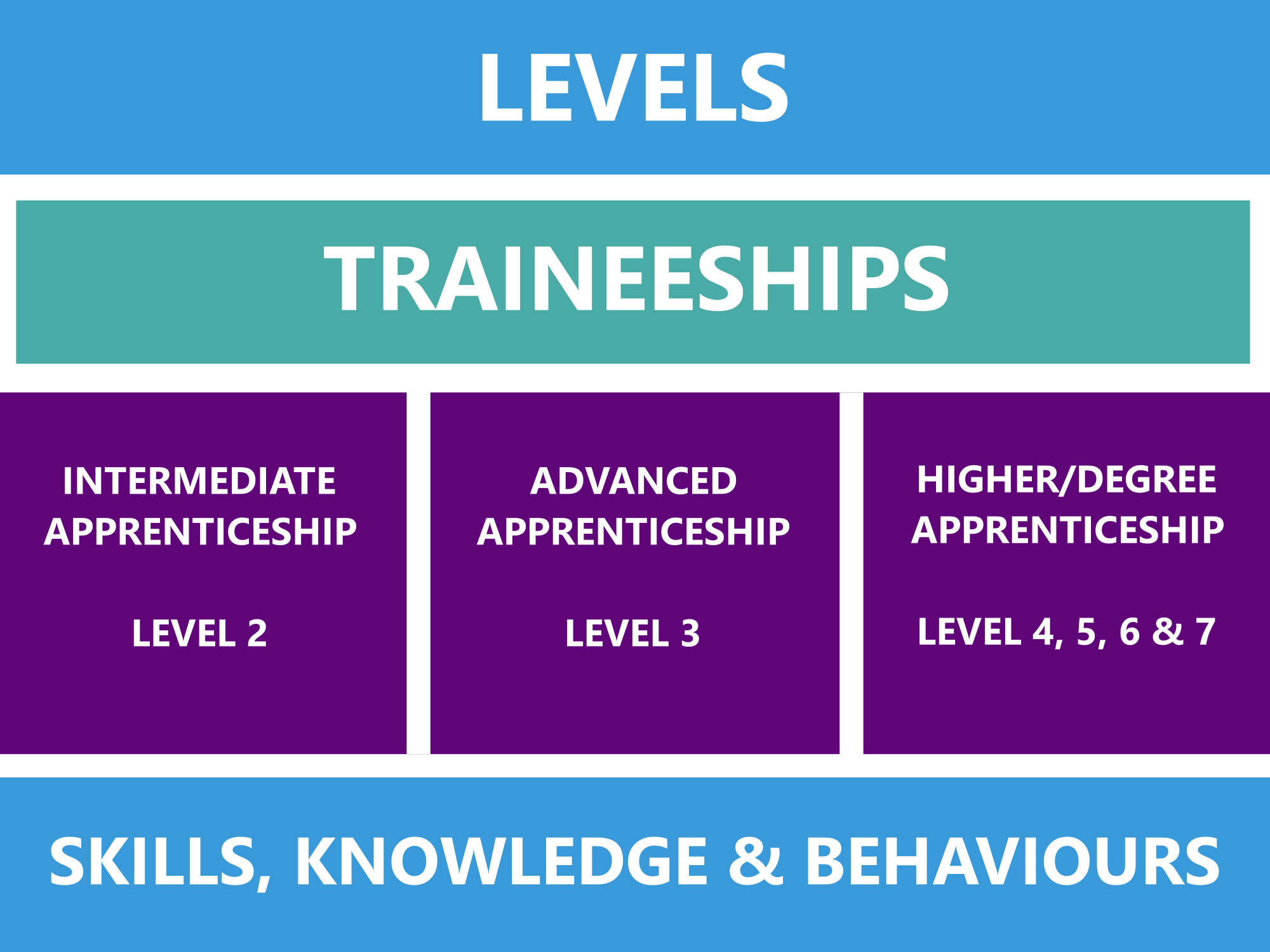 Levels of apprenticeship2