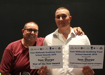 Who were the winners in our Trust Awards 2019?