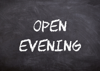 6th Form Open Evening