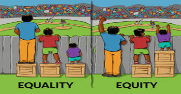 Send equality equity