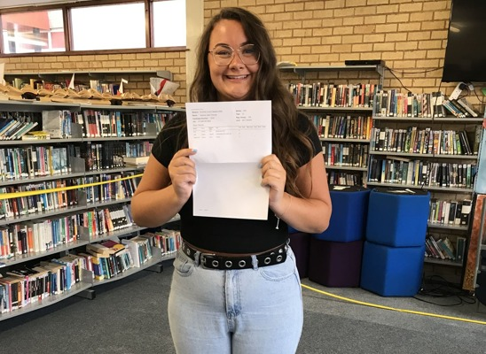 Sydney Thomas A level results 2020