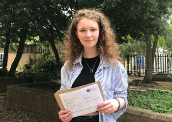 Students at Prince William School have achieved an outstanding set of A level results, despite the disruption to their studies caused by Covid-19